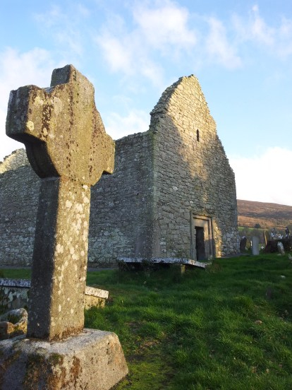 08. Aghowle Church, Co. Wicklow