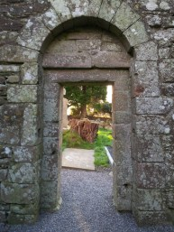 17. Aghowle Church, Co. Wicklow