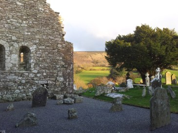 23. Aghowle Church, Co. Wicklow
