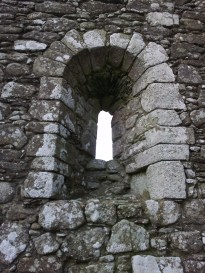 24. Aghowle Church, Co. Wicklow