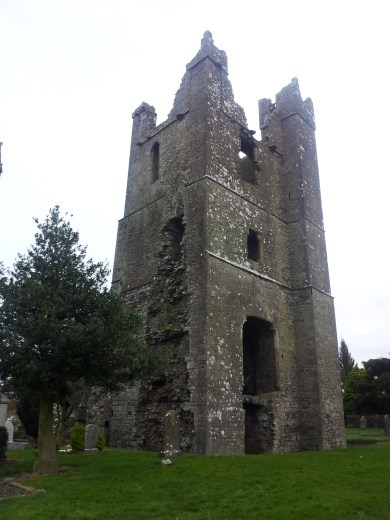 30. St Marys Abbey, Duleek, Co. Meath