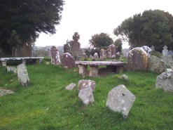 43. Aghowle Church, Co. Wicklow