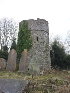 02. Cruagh Watchtower & Graveyard, Co. Dublin