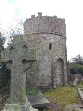 11. Cruagh Watchtower & Graveyard, Co. Dublin