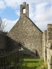 11. Kilgobbin Church & Cross, Co. Dublin