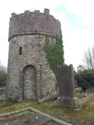 12. Cruagh Watchtower & Graveyard, Co. Dublin