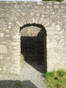 12. Kilgobbin Church & Cross, Co. Dublin