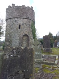15. Cruagh Watchtower & Graveyard, Co. Dublin