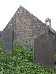 15. Kilgobbin Church & Cross, Co. Dublin