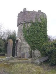18. Cruagh Watchtower & Graveyard, Co. Dublin