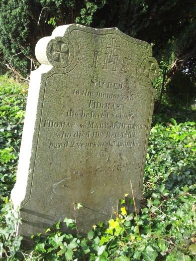 18. Kilgobbin Church & Cross, Co. Dublin
