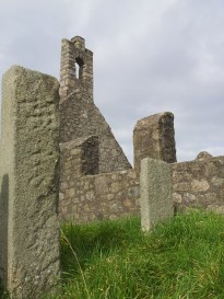 22. Kilgobbin Church & Cross, Co. Dublin