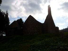 27. Kilgobbin Church & Cross, Co. Dublin
