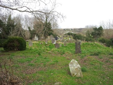 32. St Anne's Burial Ground, Bohernabreena, Co. Dublin