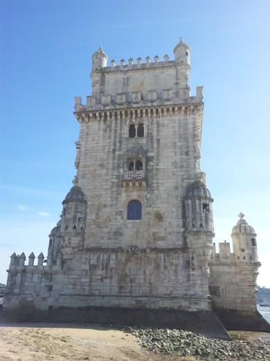 02. Belém Tower, Lisbon, Portugal