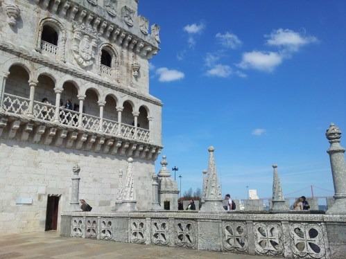 13. Belém Tower, Lisbon, Portugal