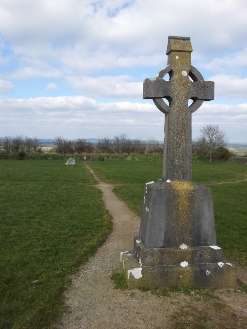 13. Spire of Llyod & Paupers Graveyard, Co. Meath