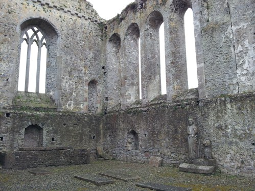 15. Athassel Priory, Co. Tipperary