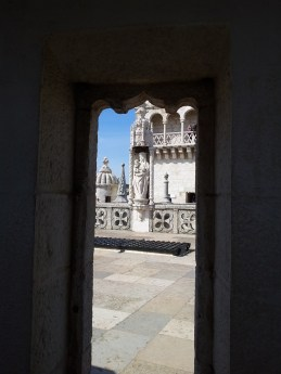20. Belém Tower, Lisbon, Portugal