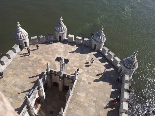 41. Belém Tower, Lisbon, Portugal