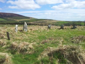 09. Boleycarrigeen Stone Circle, Co. Wicklow