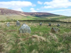 10. Boleycarrigeen Stone Circle, Co. Wicklow