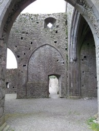 16. Hore Abbey, Co. Tipperary
