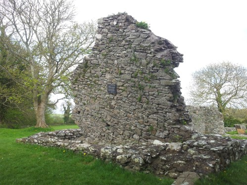 20. Kildemock Church aka 'The Jumping Church', Co. Meath