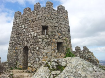 25. Castle of the Moors, Sintra, Portuga