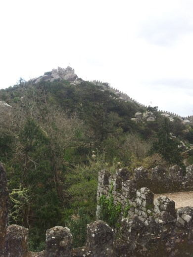 31. Castle of the Moors, Sintra, Portuga
