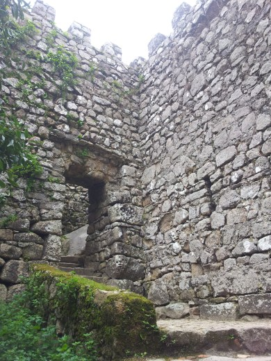 34. Castle of the Moors, Sintra, Portuga