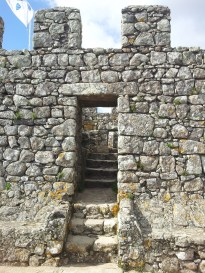 46. Castle of the Moors, Sintra, Portuga