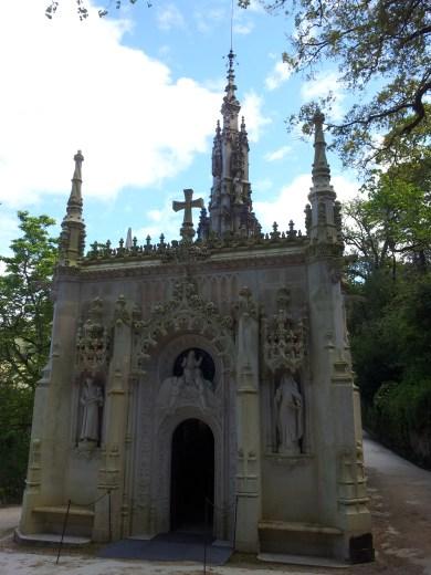 50. Quinta da Regaleira, Sintra, Portugal