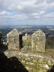 55. Castle of the Moors, Sintra, Portuga