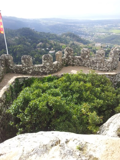 57. Castle of the Moors, Sintra, Portuga