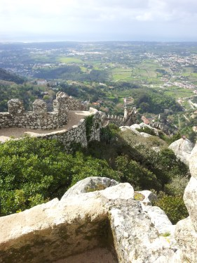 58. Castle of the Moors, Sintra, Portuga