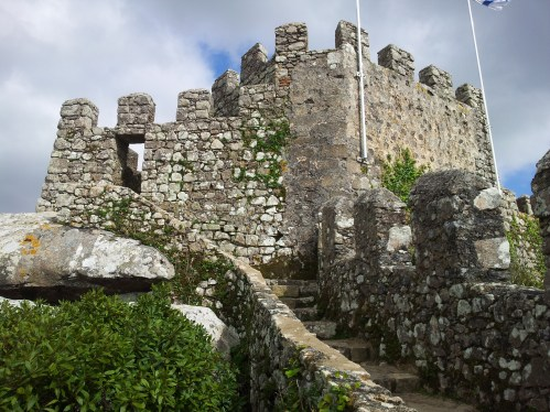 59. Castle of the Moors, Sintra, Portuga