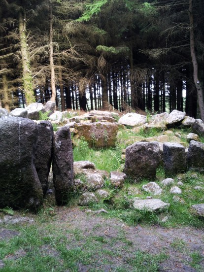 03. Ballyedmonduff Wedge Tomb, Co. Dublin
