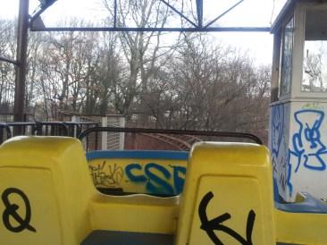 07. Abandoned Spreepark, Berlin