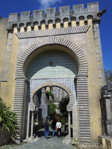 08. Pena Palace, Sintra, Portugal