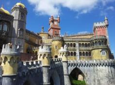 13. Pena Palace, Sintra, Portugal