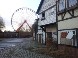 17. Abandoned Spreepark, Berlin