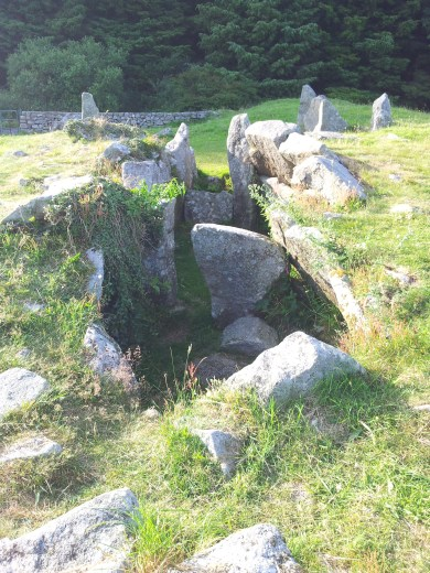 12. Ballymacdermot Court Tomb, Co. Armagh
