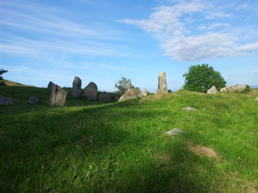 13. Ballymacdermot Court Tomb, Co. Armagh