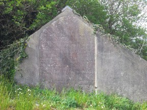 18. Old Tallanstown Graveyard, Co. Louth