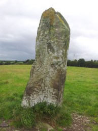 05. Clochafarmore Standing Stone, Co. Louth