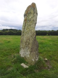 06. Clochafarmore Standing Stone, Co. Louth