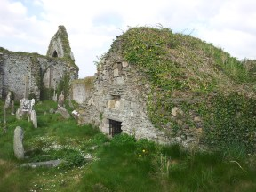 13. St Mochta's House & St Mary's Priory, Co. Louth