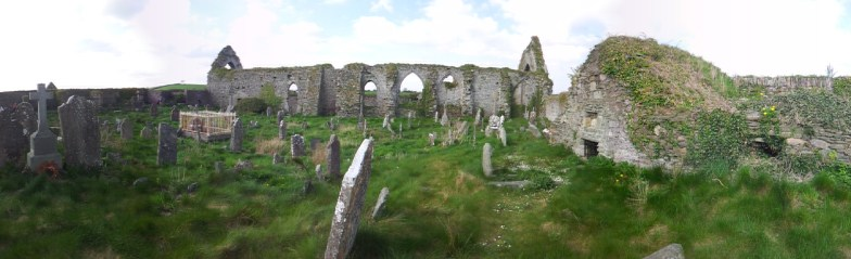 31. St Mochta's House & St Mary's Priory, Co. Louth