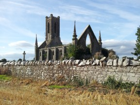 02. Ballinafagh Church, Co. Kildare